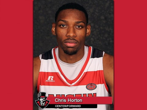 APSU's Chris Horton