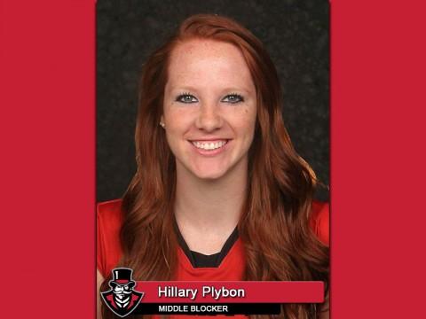 APSU's Hillary Plybon