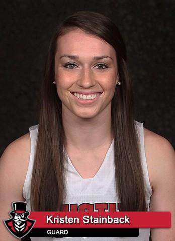 APSU's Kristen Stainback