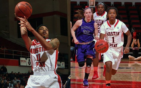 Austin Peay Men and Women's Basketball teams off to a good start. (APSU Sports Information)