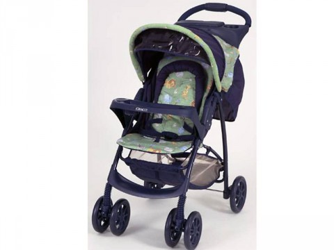 Breeze Stroller is one of the models being recalled by Graco.