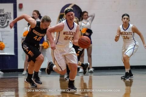 Clarksville High Girl's Basketball.