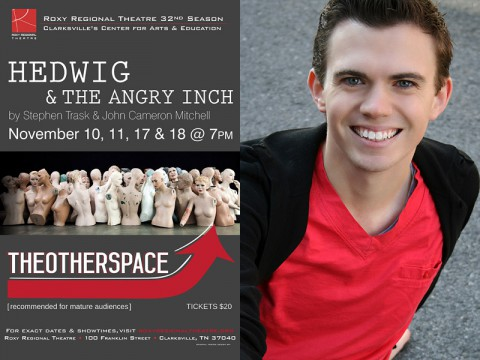 """Hedwig and the Angry Inch"" staring Ryan Bowie begins November 10th."
