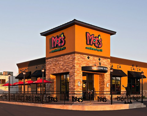 Moe's Southwest Grill opens Thursday in Clarksville at 11:00am.