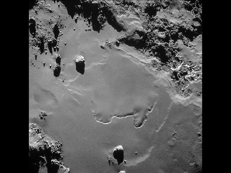 philae comet lander nasa - photo #12