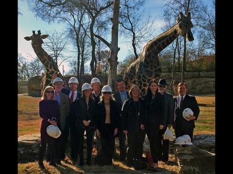 Nashville Zoo matches City of Nashville's $10M investment challenge.