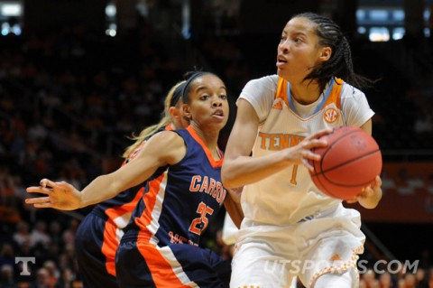 UT Lady Vols Basketball. (UTSports.com)