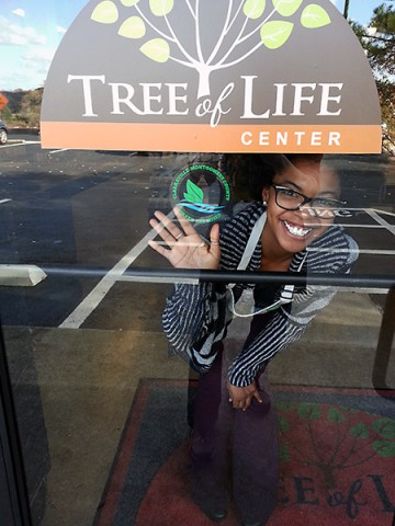 Tree of Life Center becomes Clarksville Montgomery County Green Certified