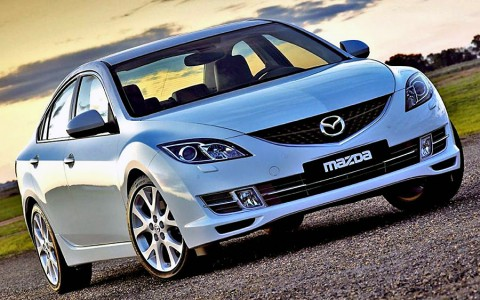 2008 Mazda 6 is one of the models being recalled.