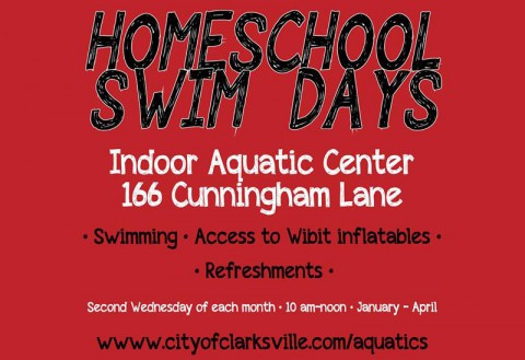 2015 Homeschool Swim Days