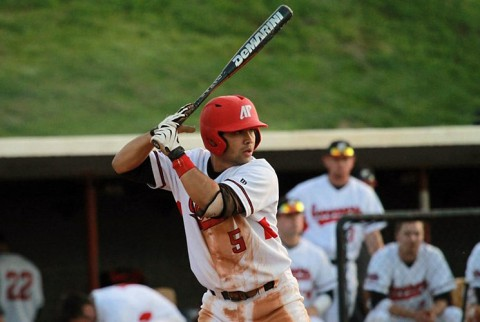 Austin Peay Baseball's Alex Robles. (APSU Sports Information)