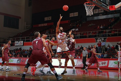 Austin Peay Men's Basketball defeated by Lipscomb Sunday afternoon. (APSU Sports Information)