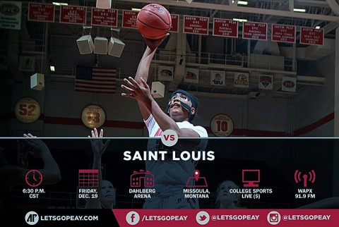 Austin Peay Lady Govs Basketball plays Saint Louis Friday. (APSU Sports Information)