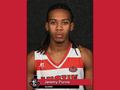 APSU's Jeremy Purvis
