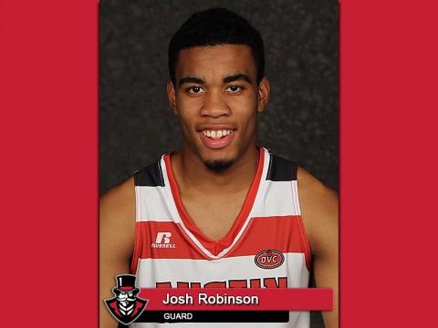 APSU's Josh Robinson