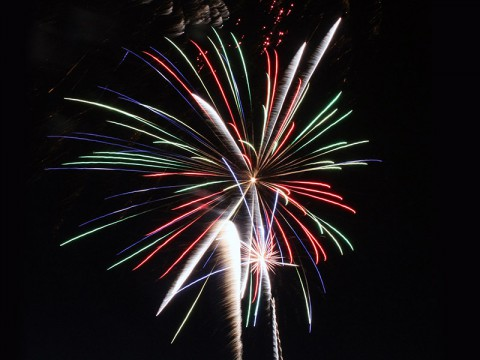Follow Tennessee State Fire Marshal's Safety Tips if using Fireworks this New Year's Holiday.
