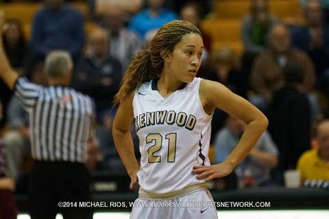 Kenwood Lady Knights get 60-46 win over Clarksville High Tuesday night.