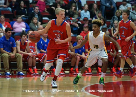 Montgomery Central Central Indians beat Greenbrier 53-38 Monday night.