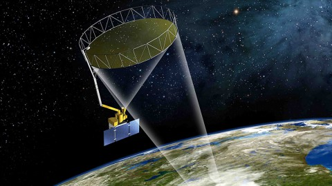 NASA's Soil Moisture Active Passive (SMAP) instrument to be launched into space in January
