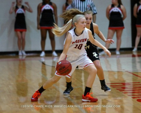 Rossview Girl's Basketball beats to Stewart county 53-37.