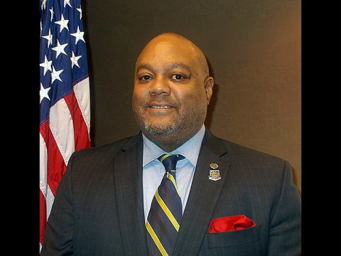 Air Force Veteran Warren Jasper named Montgomery County Tennessee State Veterans Home Administrator.