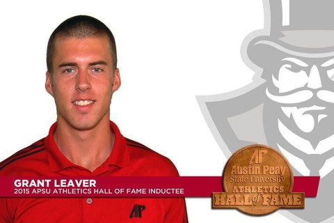 2015 APSU Athletics Hall of Fame Inductee Grant Leaver. (APSU Sports Information)
