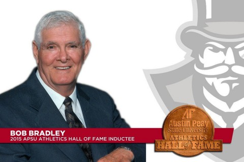 Austin Peay Athletics Hall of Fame Inductee Bob Bradley. (APSU Sports Information)