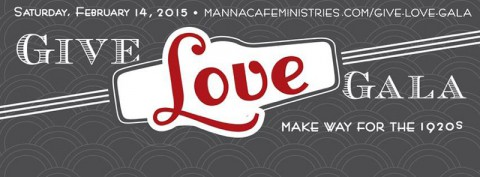 2015 Manna Cafe Give Love Gala