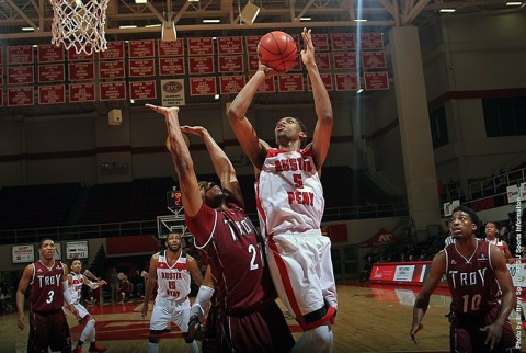 Austin Peay Men's Basketball drops OVC opener 71-59. (APSU Sports Information)
