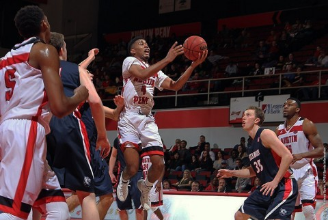 Austin Peay Men's Basketball visits SIUE Thursday. (APSU Sports Information)