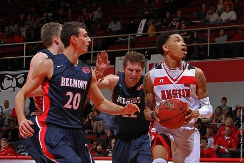 Austin Peay Men's Basketball face Eastern Illinois Saturday. (APSU Sports Information)