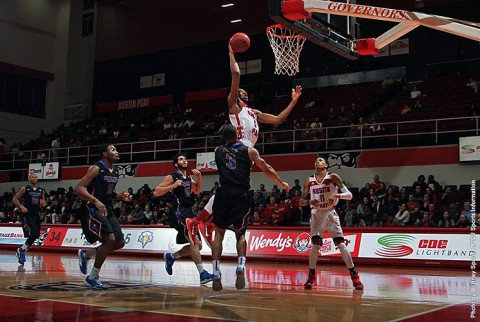 Austin Peay Men's Basketball falls to Morehead State 82-69 Wednesday night. (APSU Sports Information)