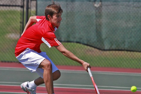 Austin Peay Men's Tennis travels to Chattanooga for Saturday match. (APSU Sports Information)