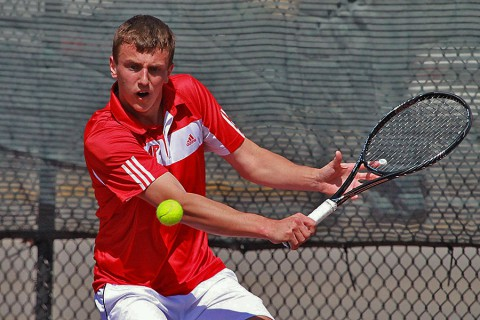 Austin Peay Men's Tennis get 4-3 win over Chattanooga. (APSU Sports Information)