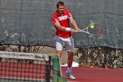 Austin Peay Governors Tennis begins 2015 home slate facing Abilene Christian. (APSU Sports Information)