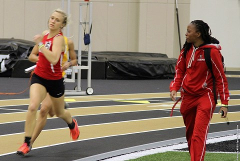 Austin Peay Women's Track and Field at SIU Invitational Friday and Saturday. (APSU Sports Information)