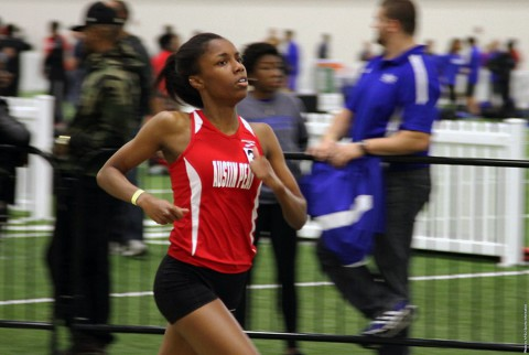 Austin Peay State Women's Track and Field. (APSU Sports Information)