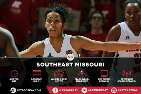 Austin Peay Women's Basketball plays Southeast Missouri Saturday. (APSU Sports Information)