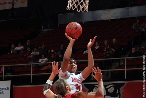Austin Peay Women's Basketball gets home win over Southeast Missouri Saturday night. (APSU Sports Information)