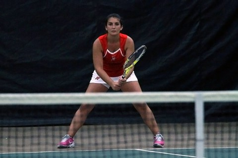 Austin Peay Women's Tennis. (APSU Sports Information)