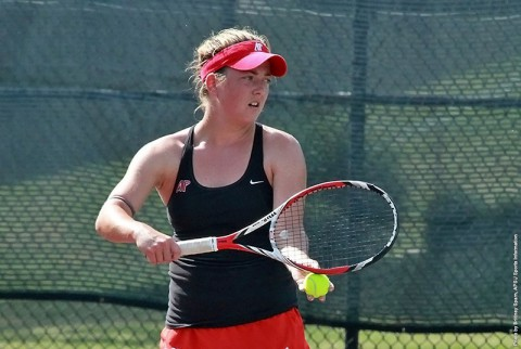 Austin Peay Women's Tennis has two games this weekend. (APSU Sports Information)