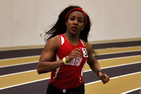 Austin Peay's Breigh Jones. (APSU Sports Information)