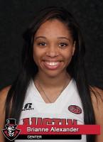 APSU's Brianne Alexander