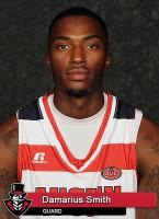 APSU's Damarius Smith