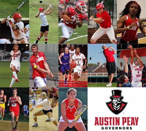 Austin Peay athletic department and its student-athletes are a positive and contributing part of the Clarksville community. (APSU Sports Information)
