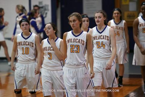 Clarksville High Girls Basketball is on a 10 game winning streak.