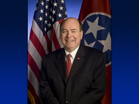 Tennessee State Treasurer David Lillard.
