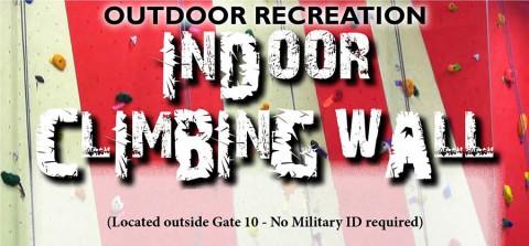 Fort Campbell Outdoor Recreation Indoor Climbing Wall