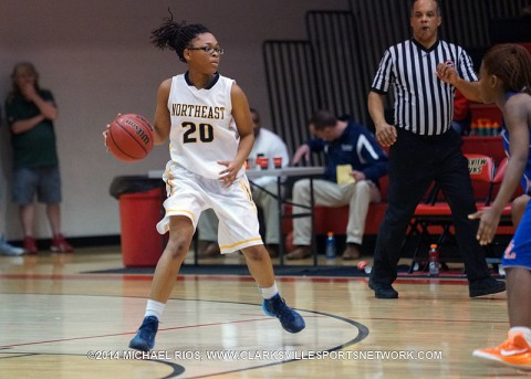 Northeast Girl's Basketball beats Kenwood Tuesday night 63-50.