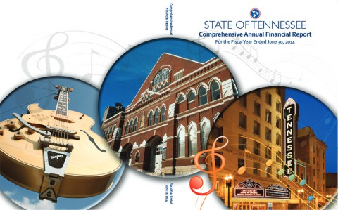 Tennessee Comprehensive Annual Financial Report 2013-2014